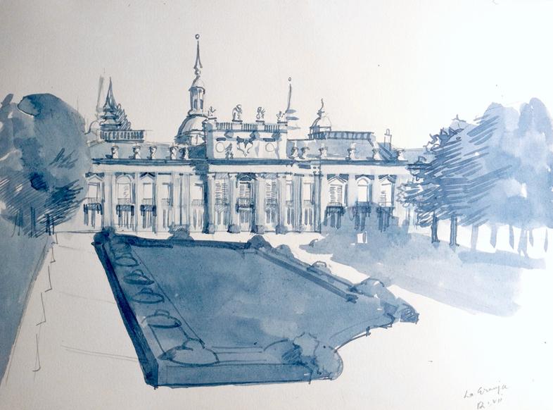 Real Palacio De La Granja II