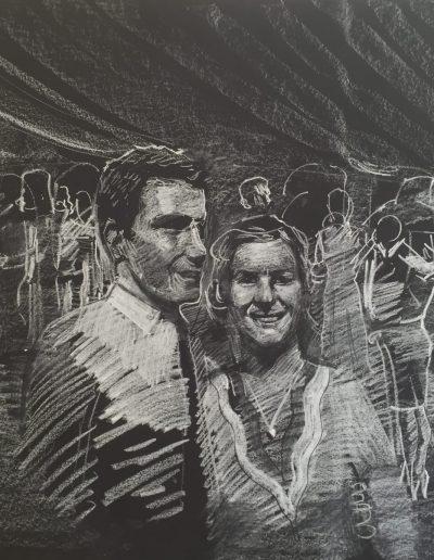 Richard and Helena